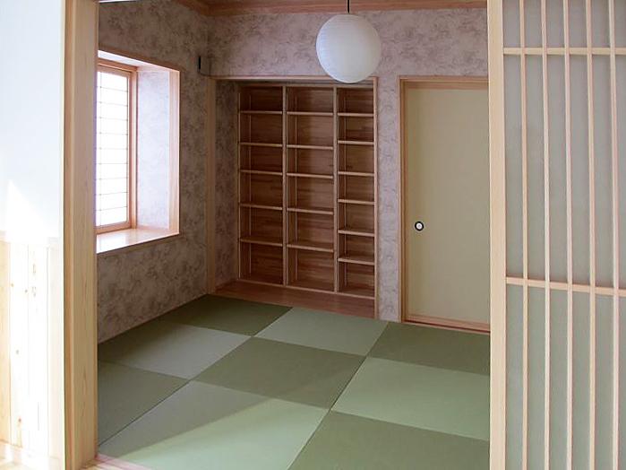 K様邸 和室