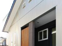 新築二世帯住宅 外観